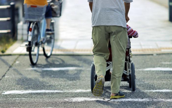 脊髄損傷の車椅子生活