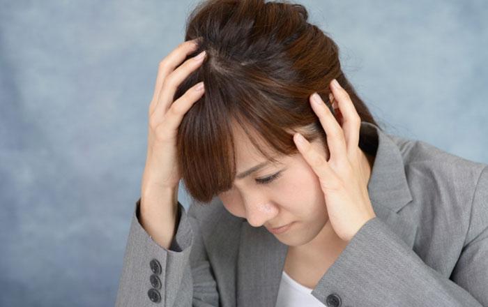 頭痛の状態
