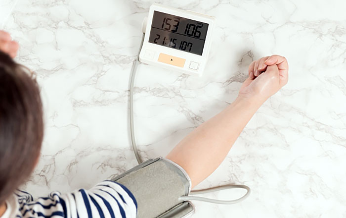 高血圧・血圧計